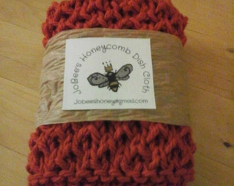 JoBee's Honeycomb Dish Cloth