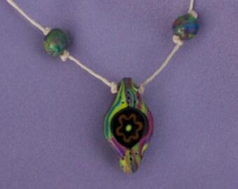 Hippie Necklace, Boho Jewelry