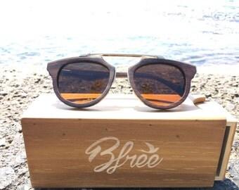 Faraglioni sunglasses Black