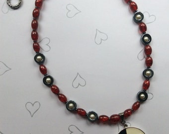 Red Eyed Necklace
