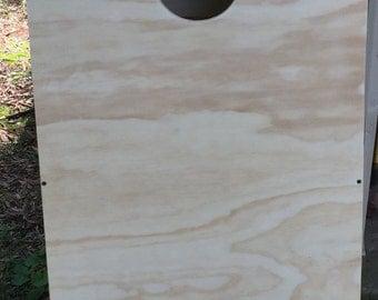 Unpainted Cornhole Boards