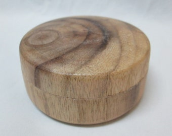 Small Wood Container