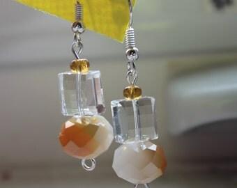 Pretty Peachy Earrings