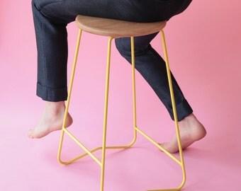 HOPA YLW bar stool (750)