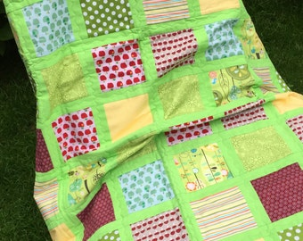 Quilt quilt quilt home accessory collage blanket