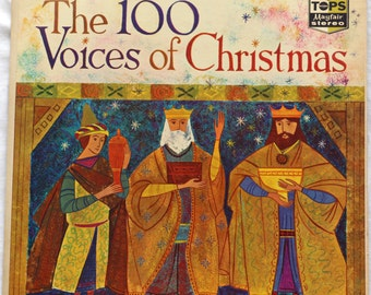 The 100 Voices of Christmas - Christianaires Choir - 1959 - 9697S