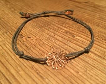 Flowerbracelet
