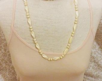 Polished vintage necklace