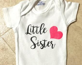 Little Sister onesie.