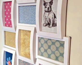 Dog wall art (Multi-frame)