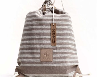 Backpack IBIZA NATURA