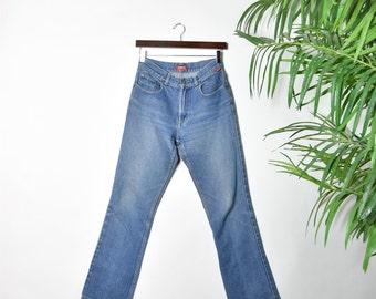 Vintage Esprit Boot Cut Blue Jeans