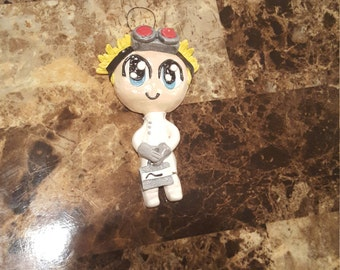 Dr. Horrible chibi
