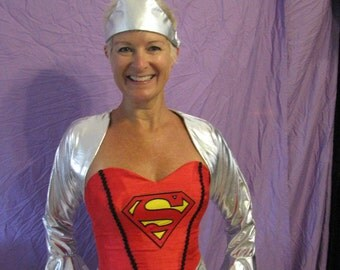 Superwoman fun costume