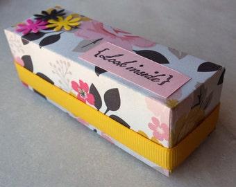 Flower pattern Box