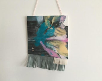 Nuevo Leon Hanging Card - 2015
