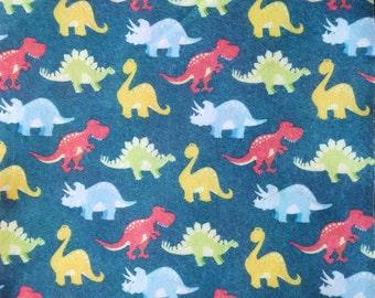 "Printed Felt Rectangle: Dinosaurs (9""x12"")"