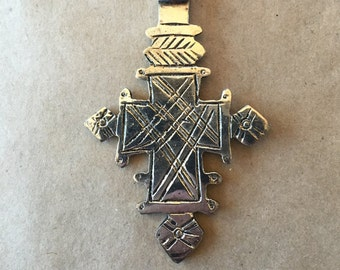 Coptic Cross   (Item # P54)