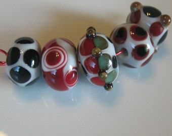 lampwork glass beadsbead setsbeading supplies