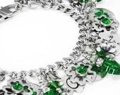 Irish Jewelry - Shamrock Jewelry - Lucky Jewelry - Good Luck Jewelry - Irish Jewelry