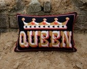 Queen Cross stitch kit - large