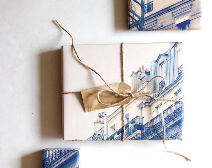 Paris Architecture Gift Wrap