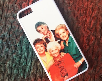 Golden Girls iphone Hard Case