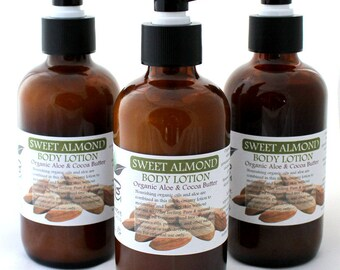 Sweet Almond Body Lotion