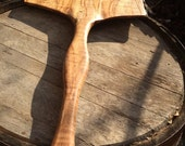 Curly Figured Ambrosia Maple Peel