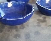 Violet Blue Mini Bowls
