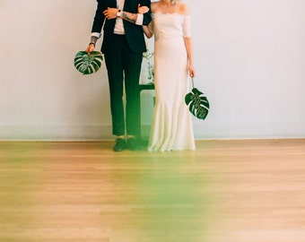 Off the shoulder wedding dress, organic cotton, stretch lace wedding dress, prom dress, mermaid wedding, elopement dress, reception dress