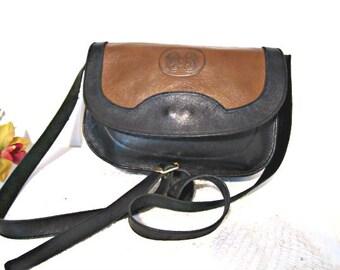 Leather bag,  Irish Leather Messenger Bag Shoulder Bag Made in Ireland