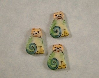 Color Kitty set of 3