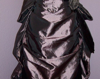 Made to Order 1880's Ball Gown
