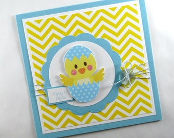 Babys 1st Easter card, first Easter card, Easter cards, kids Easter card, Easter card for boys