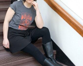 Mobius Mangrove - hand screened unisex t-shirt