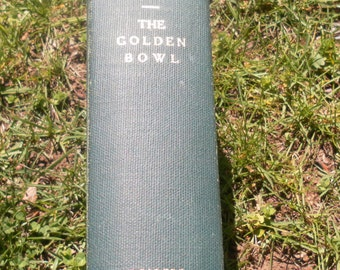 The Golden Bowl by Henry James 1952