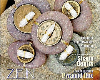 PolymerCAFE - Summer 2004, Tutorial, Book, Polymer Clay, Clay, Sculpey, supply, tools, Metal Clay, Jewelry