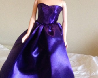 Barbie Prom or Fancy Dress Ball Gown