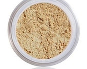 Mineral Foundation, Natural Makeup, Mineral Makeup, Natural Foundation | BAMBOO Medium Beige (Light to Medium Light Complexion)