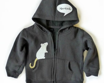 Baby Mouse Top :  Baby Boy Shower Gift , New Baby Boy