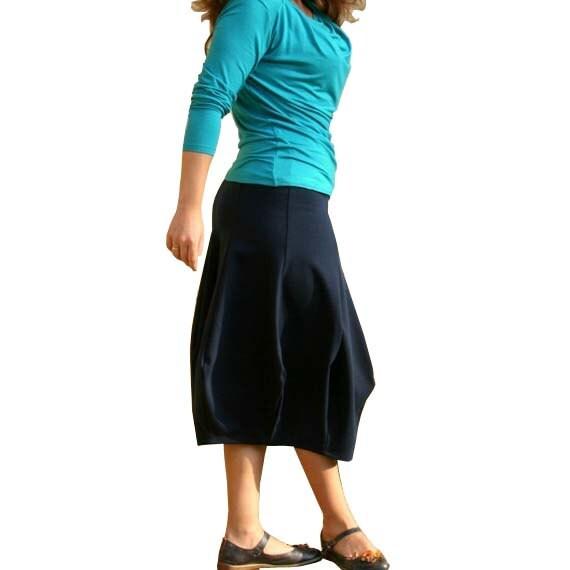 Plus size skirt, Long skirt, Casual skirt, Custom skirt, Tulip skirt, A line skirt, Custom made skirt, Maternity skirt, Elastic waist, Skirt
