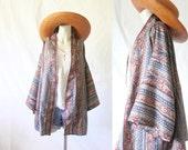 kimono jacket / 1970's