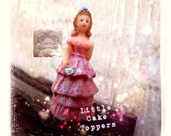 Little Pink Princess Cake Topper