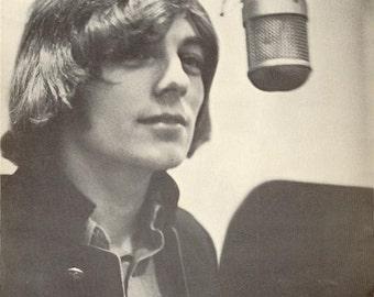 "Vintage Flexi-Disc Keith ""98.6"" & ""Ain't Gonna Lie"" 1968 Hip Pocket Records Mini 45 Record 60s Rock Pop Music"