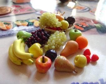Lot 15 pz. mix FRUIT
