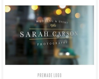 Premade Logo and Watermark Perfect For Branding Your Business- Photoshop Packages Available