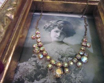 Elaborate Wedding Worthy Necklace Aurora Boris Alis Northern Lights Necklace