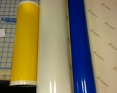 Reflective Vinyl / Blue Vinyl / Yellow vinyl / white vinyl / special vinyl / emergency vinyl, specialty vinyl