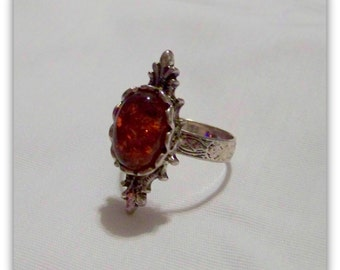 Medieval Ring - Victorian Ring - Renaissance Jewelry, Medieval Jewelry, Victorian Jewelry, Renaissance Ring, Anne Boleyn, The Tudors